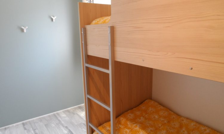 bedroom for disabled children