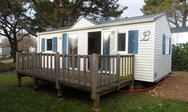 Mobil-home Louisiane grand large
