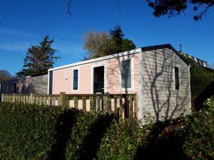 nouveaux mobil-homes neufs Le Pouldu, camping Les Grands Sables