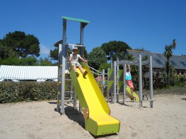 Activities at the campsite and nearby